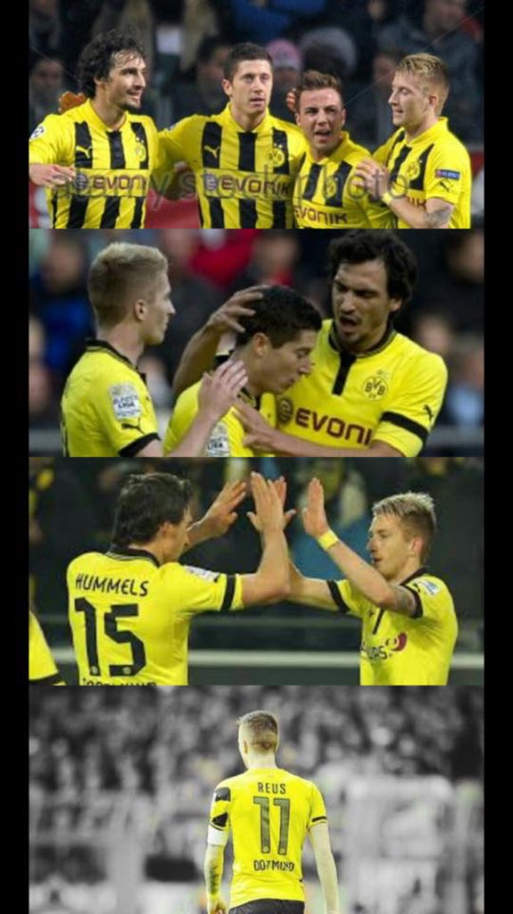 The Sad Story of Marco Reus