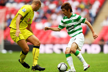Koki Mizuno Celtic v Tottenham Hotspur