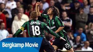 nakamura old trafford free kick goal