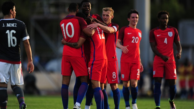 Under-21s took one step closer to the #Toulon2016 Final earlier this evening, with a 4-0 win over Paraguay