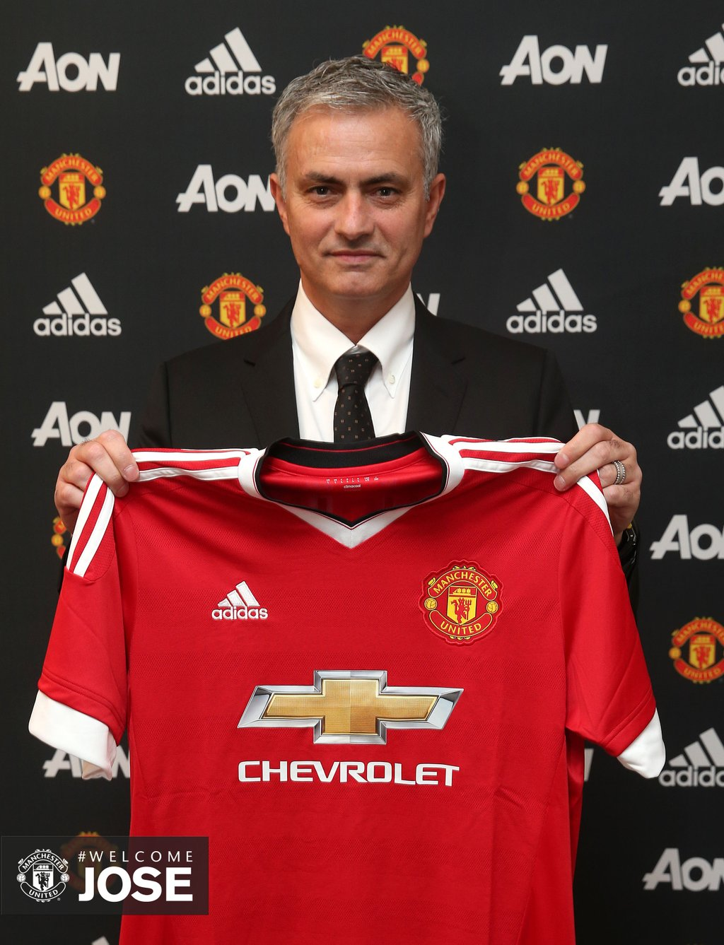 Manchester United on Twitter We are delighted to announce Jose Mourinho is our new manager! Full statement
