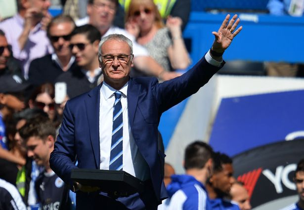 Leicesters title-winning boss Ranieri is the man Mourinho and co will attempt to dethrone