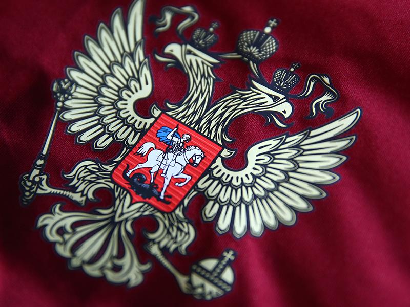 Russian national football emblem