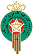 FRM-Maroc football emblem
