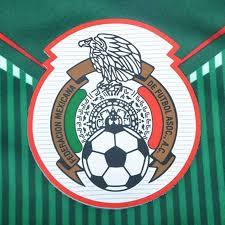 Mexico football emblem