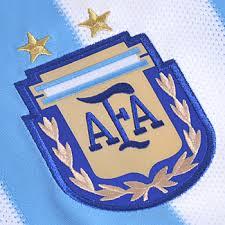 Argentina football emblem