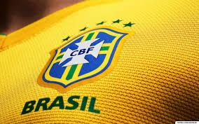 Brazil football emblem