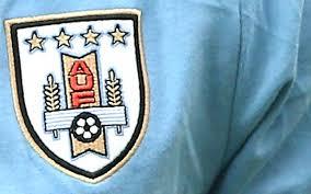 Uruguay football emblem