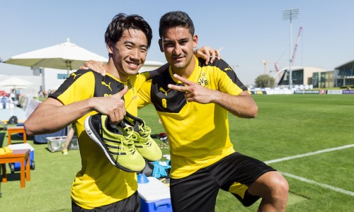 Gundogan joins Man City kagawa
