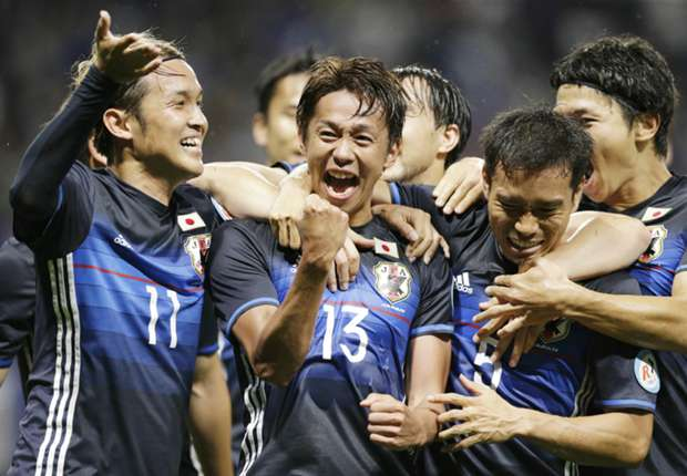 kiyotake goal usami Kirin cup 2016