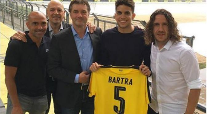 Marc Bartra dortmund
