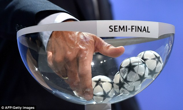 The semi-final draw had all the usual anticipation and build-up that comes