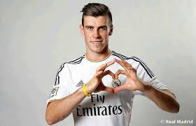 Gareth Bale 2014 Wallpaper
