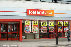 iceland supermarket uk