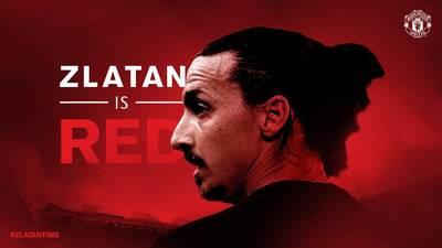 Manchester United + Zlatan Ibrahimovic + Jose Mourinho = DRAMA