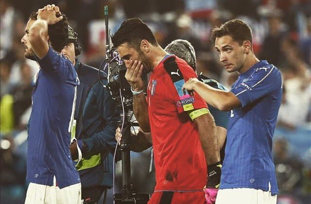 BuffonLegend dont Cry Legend Youre the best abd this what matters