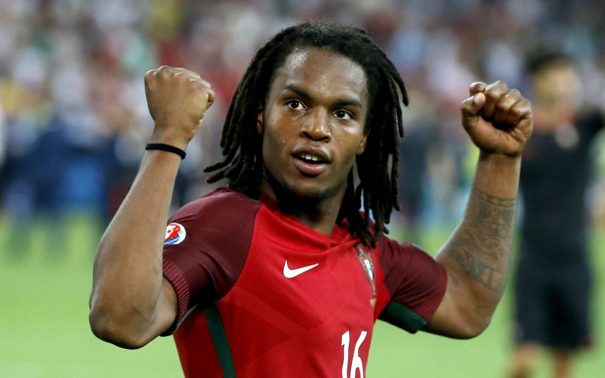 Renato Sanches age is a lie