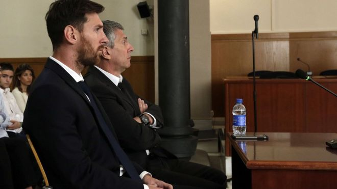Messi to appeal against tax fraud verdict