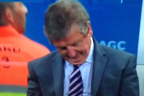 disappointed hodgson