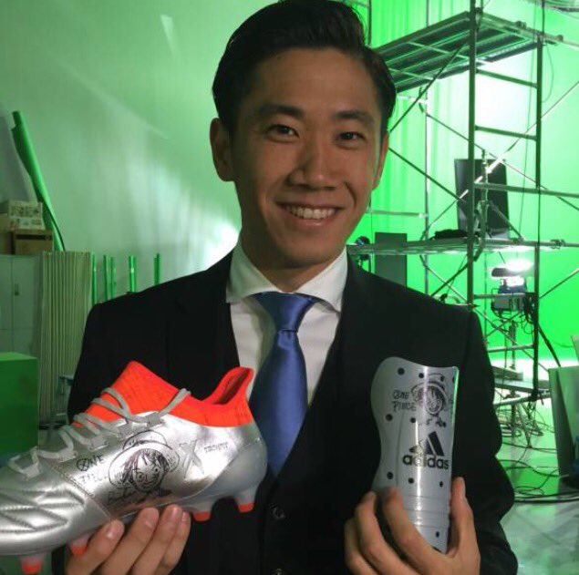 kagawa shinji one piece shoes