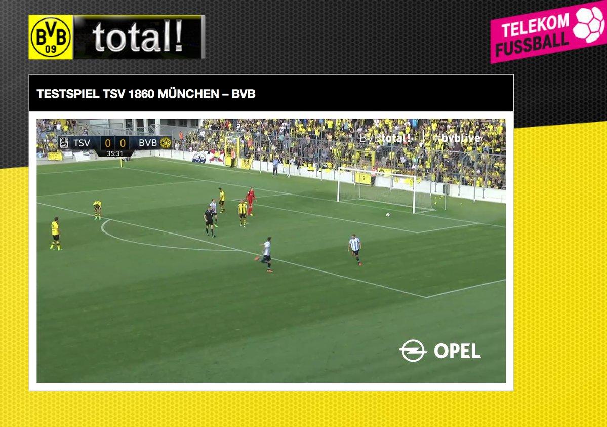Tor für @TSV1860 1860bvb 1-0