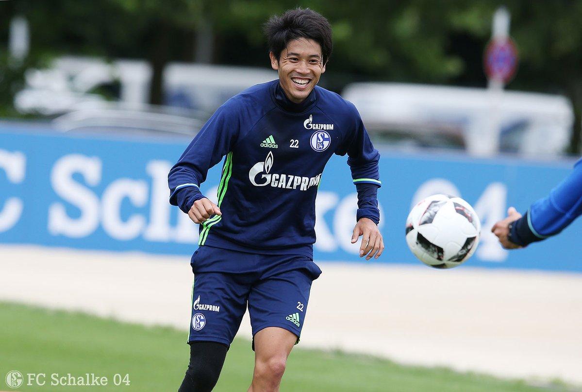 Welcome back Uschiiii! #Uchida