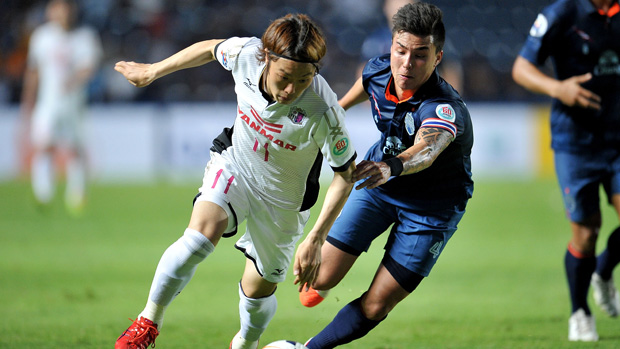 Wanderers new Japanese signing Jumpei Kusukami