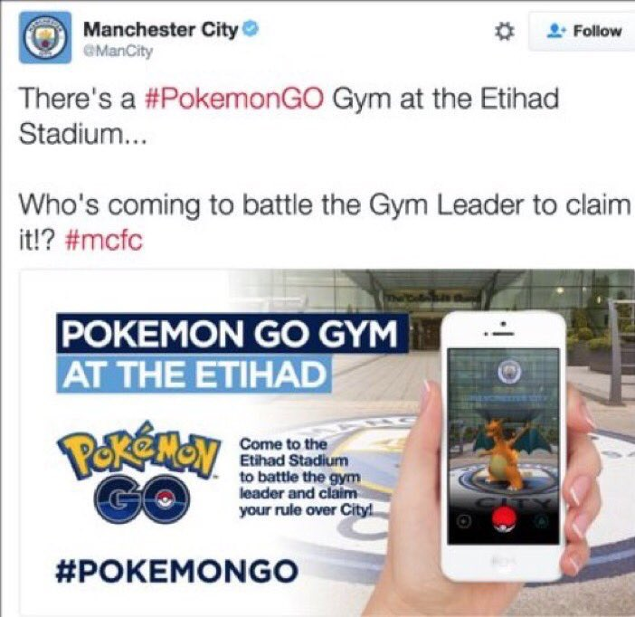Manchester City finally find a way of filling The Etihad