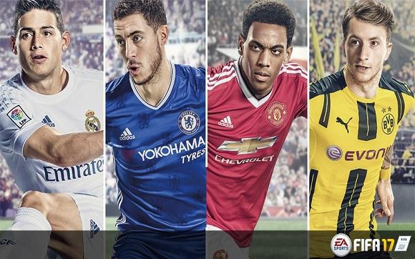 FIFA17 vote