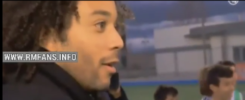 Marcelo reaction nakai skill pipi