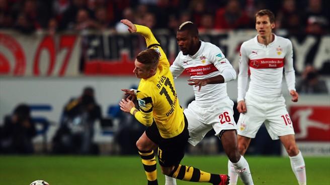 Midfielder Geoffroy Serey Die says VfB