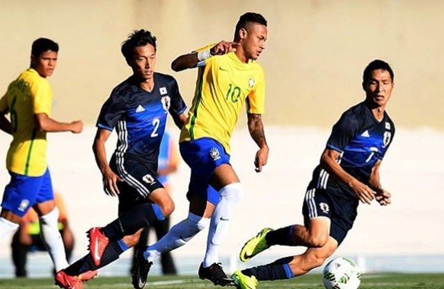 Brazil 2x0 Japan #Rio2016