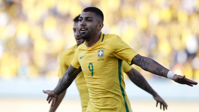 Gabigol Brazil beat Japan 2x0