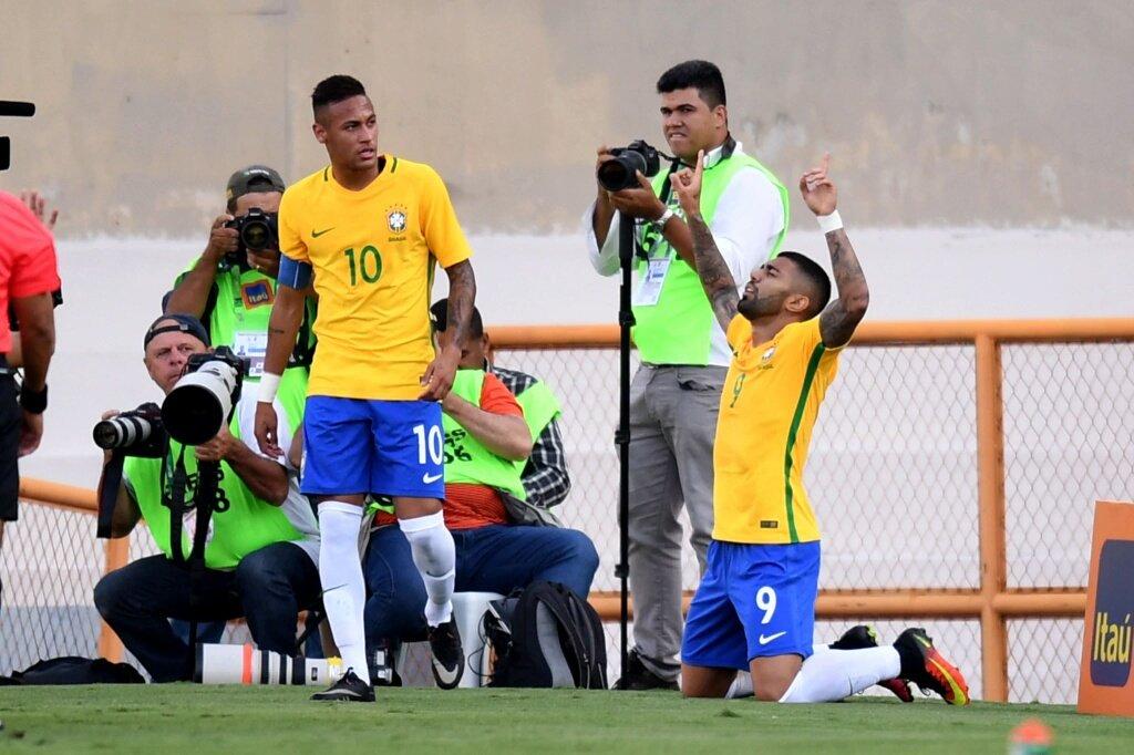 Os gols de Brasil 🇧🇷 2x0 🇯🇵 Japão Gabigol Marquinhos