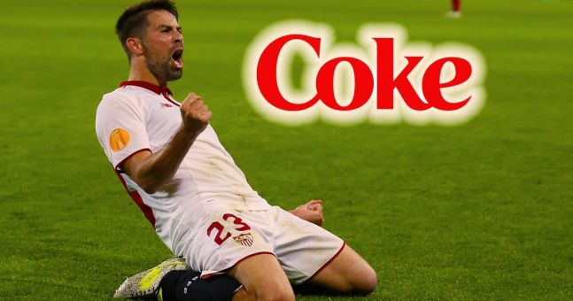 Twitter is saturated in Coke related jokes as Sevilla crush Liverpool