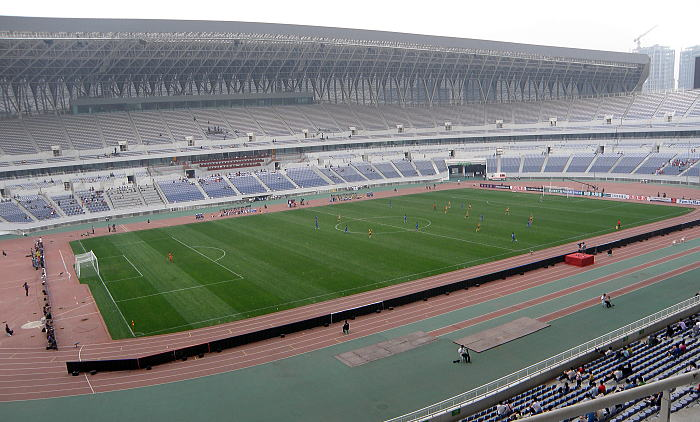 Jinan Olympic Sports Centre Stadium 2