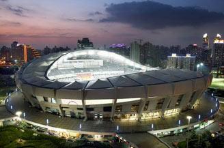 Shanghai Stadium 2