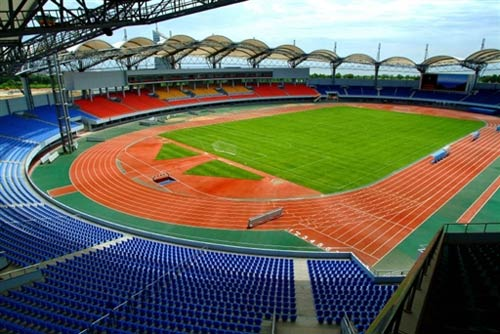 Qinhuangdao Olympic Sports Centre Stadium