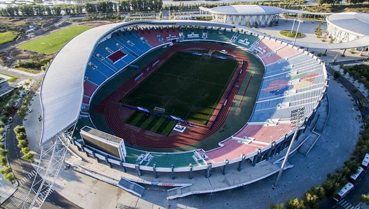 Yanji Nationwide Fitness Center Stadium