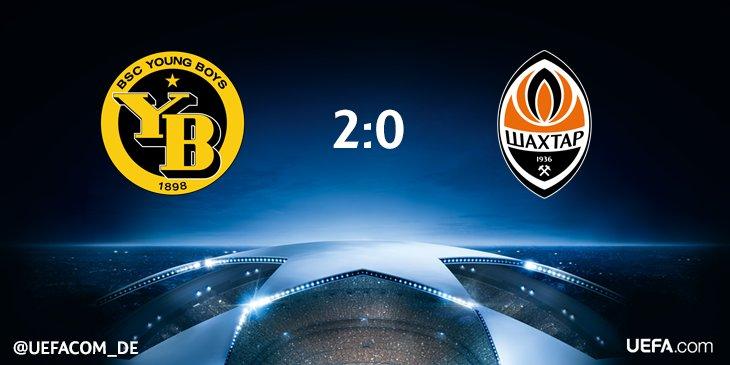 Dank zweier Tore von Yuya Kubo rettet sich @BSC_YB in die Verlängerung, #UCL-Play-offs sind weiter drin #BSCYBFCSD