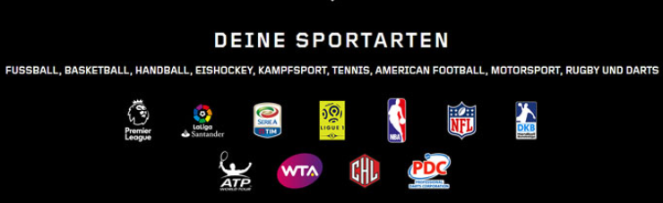 DAZN in germany 2