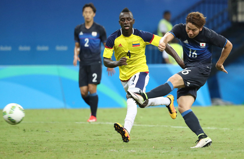 asano scored goals at rio olympic