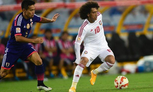 Omar Abdulrahman panenka