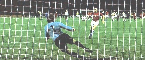 Euro 1976 The Debut of the Panenka