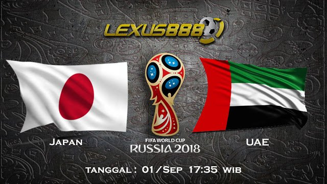 Japan vs UAE 01 September 2016 (World Cup Qualification South America)