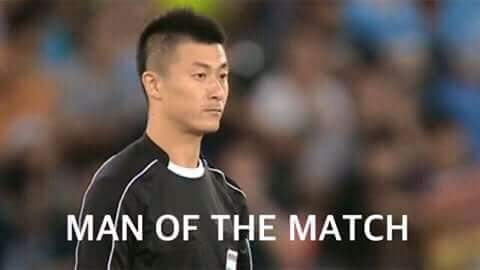 Fu Ming Man of the Match