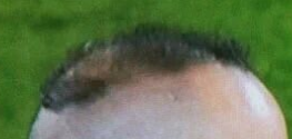 Andrés Iniesta hair