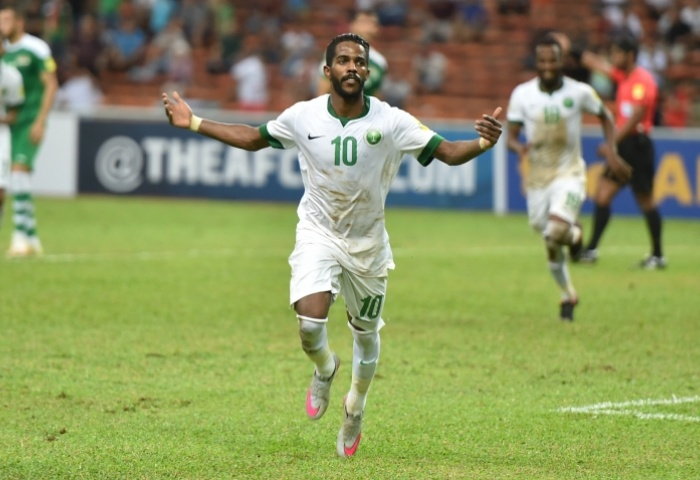 Al Abid penalty double helps Saudi Arabia edge out Iraq