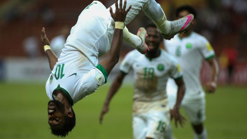 Iraq 1-2 Saudi Arabia
