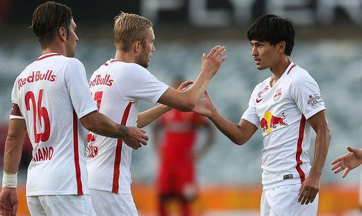 FC Admira Wacker - FC Red Bull Salzburg 0_4